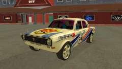 Volga GAZ 24-10 Rally