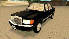 Mercedes Benz 560SEL w126 1990 v1.0