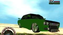 2105 Vaz para GTA San Andreas