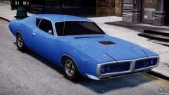 Dodge Charger RT 1971 v1.0 para GTA 4
