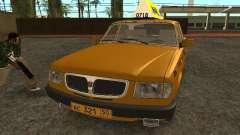 GAZ 3110 táxi
