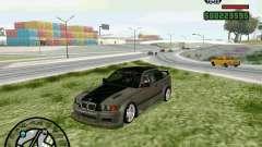 BMW E36 Wide Body Drift