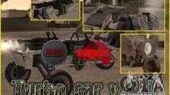 Turbo car v.2.0 para GTA San Andreas