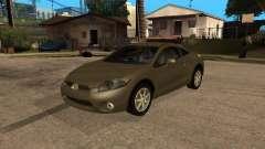 Mitsubishi Eclipse серый para GTA San Andreas