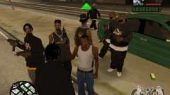 Call of Homies para GTA San Andreas