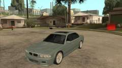 BMW E38 M7 para GTA San Andreas