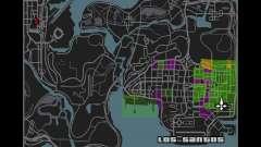 Maplist de GTA IV