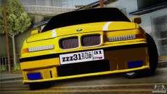BMW M3 Z366 para GTA San Andreas