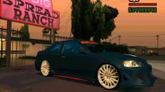 Honda Civic Tuned (corrigido)