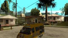 Gaz gazela 2705 Minibus