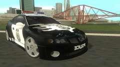 Pontiac GTO Police