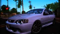 Ford Falcon FPV F6 TYPHOON XR8 2007