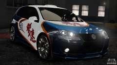 Volkswagen Golf V GTI Blacklist 15 Sonny v1.0 para GTA 4