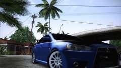 Mitsubishi Lancer Evolution Drift Edition para GTA San Andreas