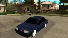VAZ 21099 Tuning luz por Diman para GTA San Andreas