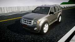 Ford Escape 2011 Hybrid Civilian Version v1.0 para GTA 4