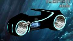 Tron legacy bike v.2.0