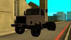 Trator de GAZ 3309