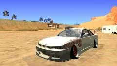 Nissan Silvia S14 JDM
