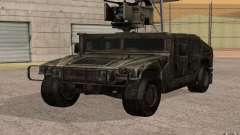 Hummer H1 from Battlefield 3 para GTA San Andreas