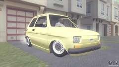 Fiat 126 para GTA San Andreas