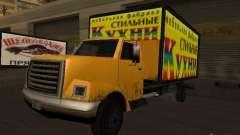 Yankee RUS para GTA San Andreas