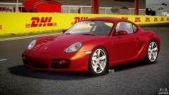 Porsche Cayman S v2
