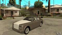 Rolls Royce Coupe 2009 para GTA San Andreas