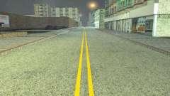 Novas estradas em San Fierro