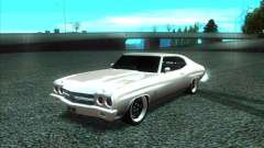 Chevrolet Chevelle SS Domenic from FnF 4 para GTA San Andreas