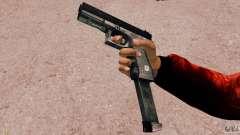 Glock 18 Akimbo (preto/cinza)