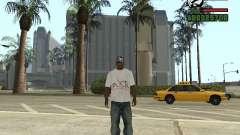 Foda-se t-shirt para GTA San Andreas