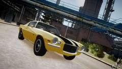 Chevrolet Camaro Z28 para GTA 4