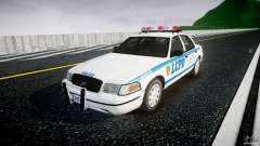 Ford Crown Victoria Police Department 2008 LCPD para GTA 4