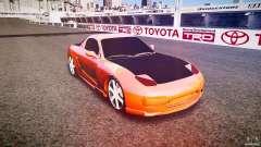 Mazda RX-7 ProStreet Style para GTA 4