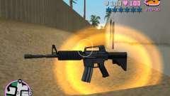 M4 de Counter Strike Source