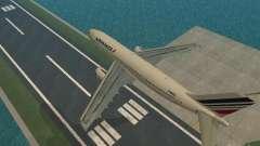 Airbus A300-600 Air France para GTA San Andreas