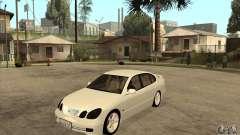Lexus GS300 2003 para GTA San Andreas
