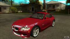 BMW Z4 - Stock para GTA San Andreas