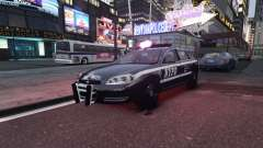Chevrolet Impala 2006 NYPD Traffic para GTA 4
