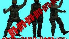 R. R. M. Y pele pele militar para GTA San Andreas