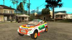 Mitsubishi Racing Lancer from DIRT 2 para GTA San Andreas