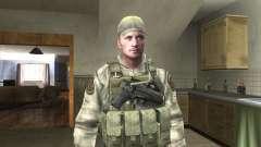 Dave de Resident Evil