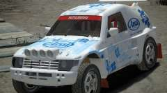 Mitsubishi Pajero Proto Dakar EK86 vinil 3