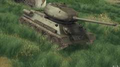 T-34-85 do jogo COD World at War para GTA San Andreas