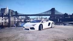 Lamborghini Aventador LP700-4 v1.0 para GTA 4
