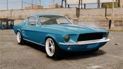 Ford Mustang Customs 1967 para GTA 4