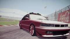Mitsubishi Galant 1992 JDM para GTA San Andreas