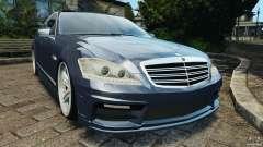 Mercedes-Benz S W221 Wald Black Bison Edition