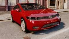 Honda Civic Si para GTA 4